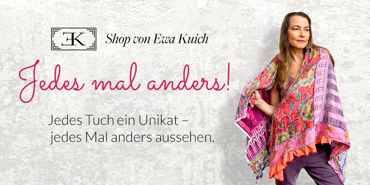 Jedes mal anders! Internet Shop.