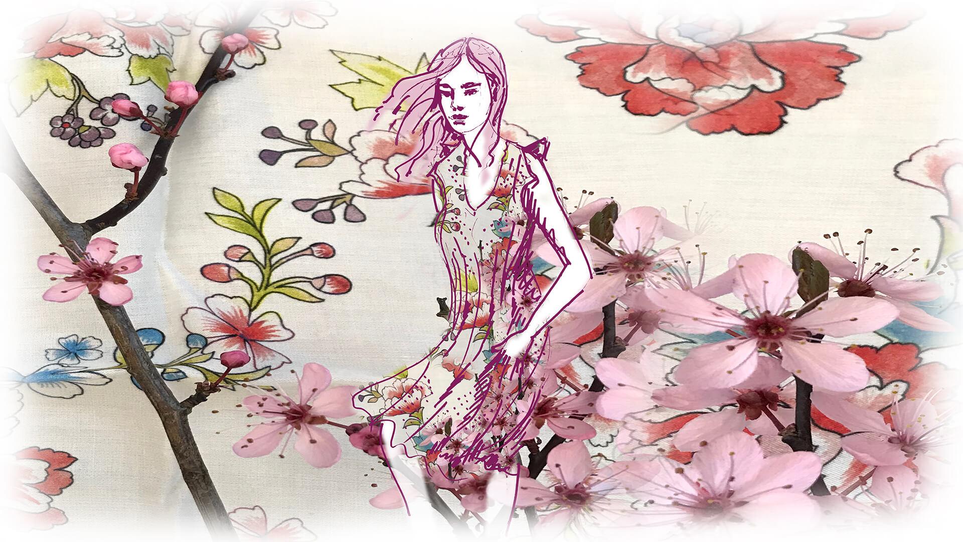 Der Frühling kommt ins Atelier
