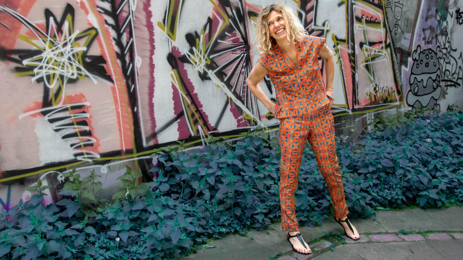Frühlingskollektion Mode Hamburg Hose