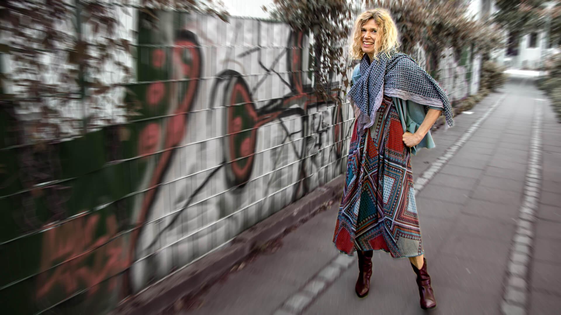 Frühlingskollektion Mode Hamburg Ania