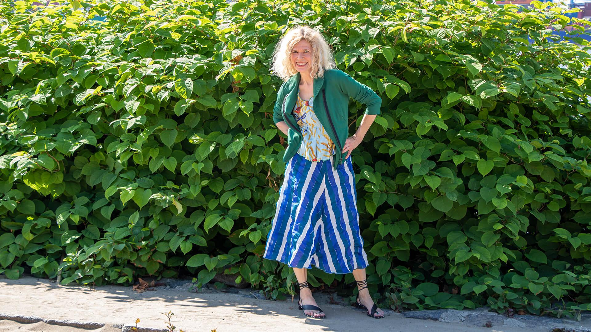#ewakuich #koppel66 Kleider von Ewa Kuich #sommerkollektion