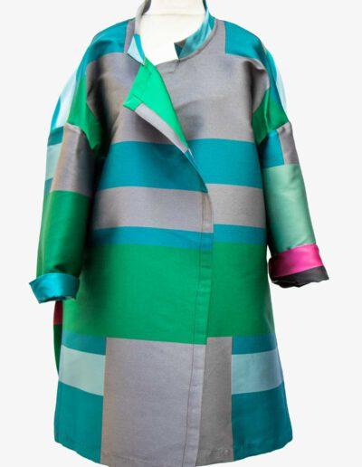 Kleider von Ewa Kuich Mantel abstraktes Bild